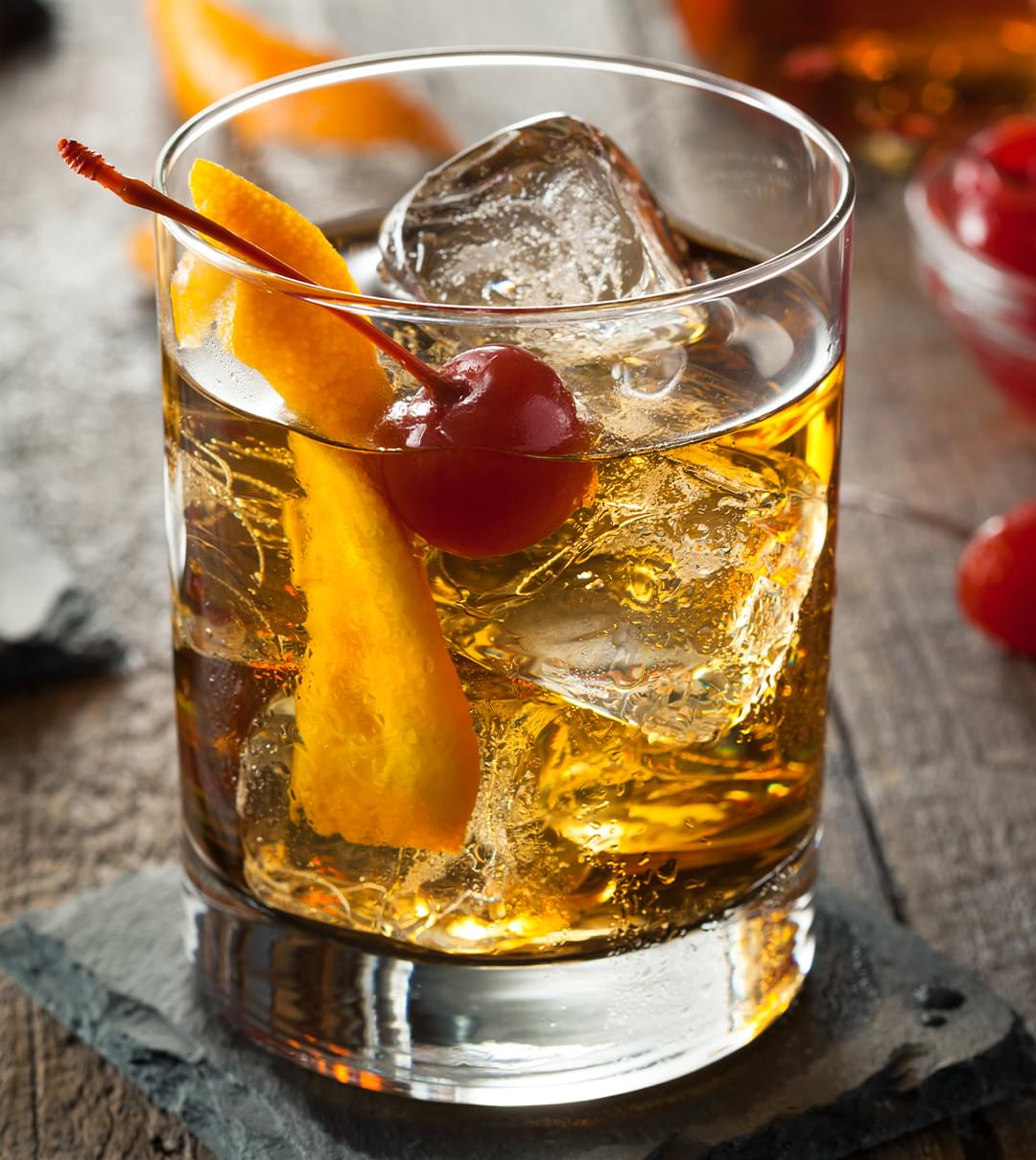 Limited Edition Old Fashioned