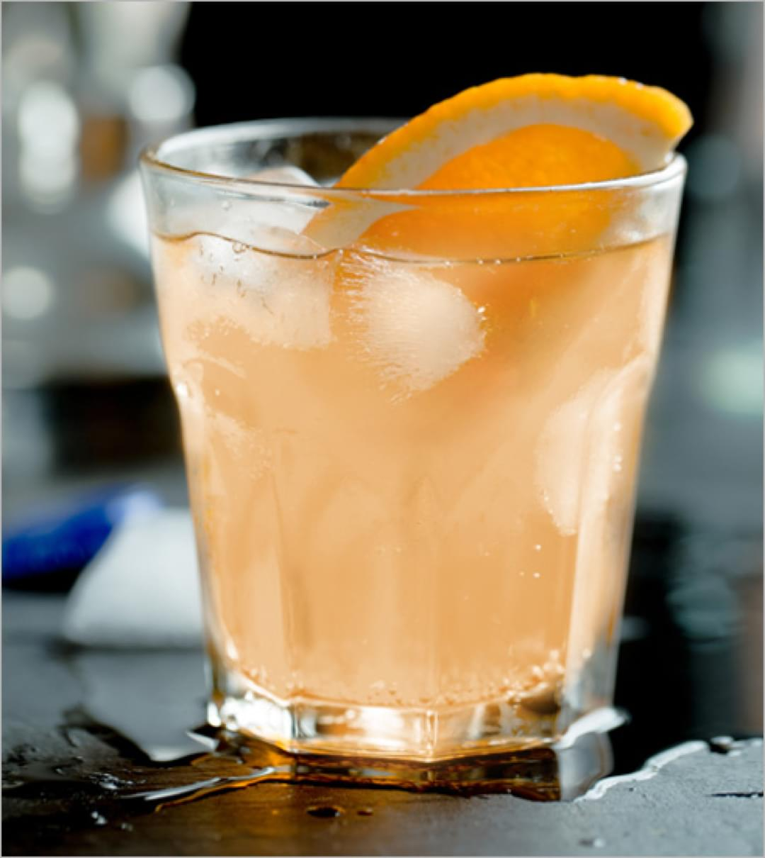 Maple Whisky Collins